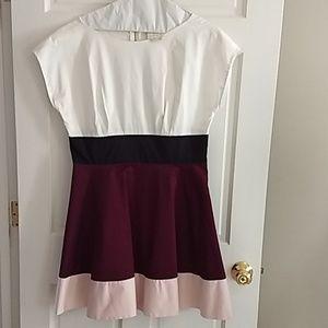Kate Spade color block dress!